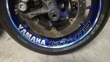 Wheel Sticker For YAMAHA MT09 Front Rear Wheel Wide Rim Stripes Full Set