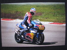 Photo Red Bull Yamaha WCM YZR500 2002 #21 John Hopkins (USA) Dutch TT Assen #6