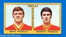 Nuova - CALCIATORI PANINI 1969-70 -Figurina-Sticker -MUSIELLO#FRA.-CATANZARO-New