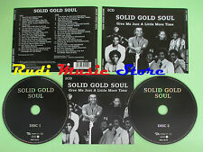 2 CD SOLID GOLD SOUL 2005 OSIBISA THE FOUNDATIONS REAL THING no mc lp dvd (C3)