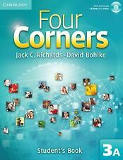 Four Corners Level 3A Pack by Jack C. Richards and David Bohlke (2012, CD-ROM...