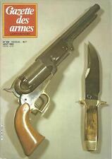 GAZETTE DES ARMES N° 108 / LE FUSIL DE DRAGON MODELE 1754 - ULTRA CONTRE ENIGMA