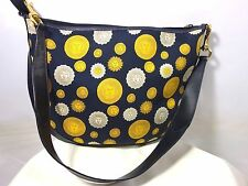 Vintage GUCCI THE SUN and THE MOON MONOGRAM RARE SHOULDER BAG