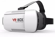 Google Cardboard VR BOX Virtual Reality 3D Glasses Headset For Samsung S6 S5 UK