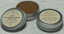 The Elder Herb Shoppe Joint & Muscle Pain Balm w/ Emu Oil  & Arnica 2 oz