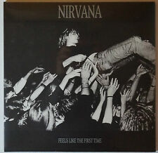 Nirvana - Feels like the first time 2LP limited numbered edt. (500) NEU/SEALED