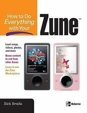 How to Do Everything with Your Zune-ExLibrary