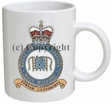 ROYAL AIR FORCE STATION WEST MALLING COFFEE MUG