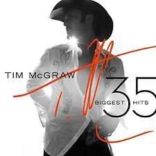 TIM McGRAW - 35 BIGGEST HITS: 2CD ALBUM SET (2015) (Very Best Of)