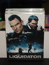 The Liquidator (DVD) Vinnie Jones, Berik Aitzhanov, Aziz Beishenaliyev, NEW!