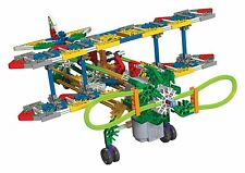 NEW K'Nex Transport Chopper Building Set Construction Kit *341 Pieces *NO BOX