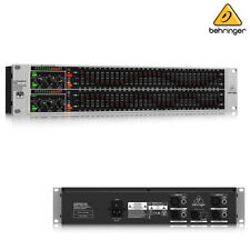 Behringer FBQ3102HD High Definition Low Noise Equalizer NEW l Authorized Dealer