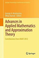 Advances in Applied Mathematics and Approximation Theory : Contributions from...