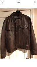Vintage Leather Type 3 Jacket Eddie Bauer