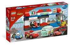 LEGO® DUPLO CARS 5829 Großer Boxenstopp NEU OVP _PIT STOP NEW MISB NRFB to 5816