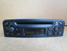 Mercedes Becker Audio 10 BE6021 Radio Stereo CD Player C Class CLK Vito Viano