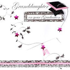 Nipote sulla tua laurea congratulazioni greeting card handcrafted CARDS