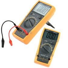 VICHY VC6243+ LCD Digital Multimeter Inductance Capacitance Tester Meter B0256