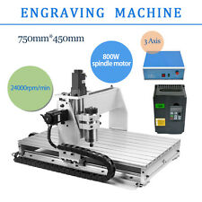CUTTER TOOL 3 ACHSE CNC ROUTER ENGRAVER 6040 ENGRAVING MACHINE DRILLING MILLING