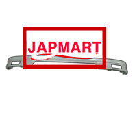 HINO TRUCK FD3W HAWK 1991-96 BUMPER BAR LOWER SPOILER 8189P1
