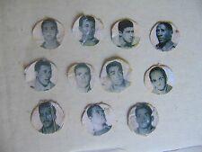 1958 Campeao Garrincha Rookie   crack plus 10 others
