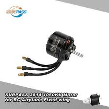 SURPASS 2814 1050KV 14 Poles Brushless Motor for RC Airplane Fixed-wing Y8Y9