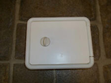 RV Trailer Motorhome 5th Wheel Exterior Switch or Access Door Box