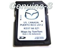 2013 2014 Mazda CX-5 CX5 CX-9 CX9 Navigation DATA OEM SD CARD Maps U.S Canada