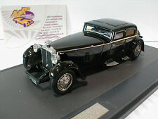 Matrice 50402-011 # Daimler DOUBLE SIX Martin Walter Sports BJ. 1932 NERO 1:43