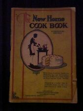 The New Home Cookbook, Economical Recipes Springfield IL