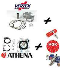 KIT REVISIONE COMPLETO CILINDRO PISTONE VERTEX YAMAHA WR 450 F  2012 2013 2014