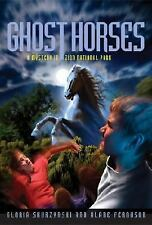 Mysteries In Our National Parks: Ghost Horses: A Mystery in Zion Natio-ExLibrary