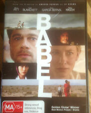 Babel (DVD, 2011)  * USED *