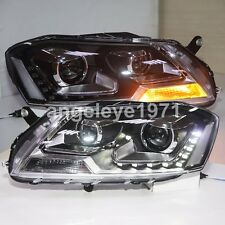 2011-2014 Year LED Front Lamp For VW European Version Passat B7 LED Healights LF