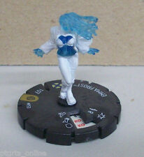 Heroclix Marvel Mutations and Monsters Emma Frost #053 Super Rare w/ Stat Card