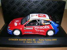 Ixo Citroen Xsara WRC Rally Turkey 2005, C. Sainz - M. Marti, 1:43  #2 Rallye