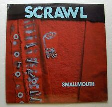 SCRAWL Smallmouth USA LP ROUGH TRADE (ROUGH US 76) Indie - NEW/SEALED!!!