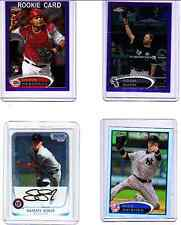 2011 BOWMAN CHROME PROSPECTS #BCP106 SAMMY SOLIS RC NATIONALS