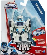 "Playskool Héroes Transformers Rescue Bots-quickshadow 5"" figura"