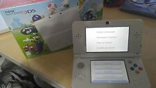 New 3DS Super Mario White Limited Edition