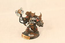 Warhammer Space Marine Space Wolves Lord Well Painted