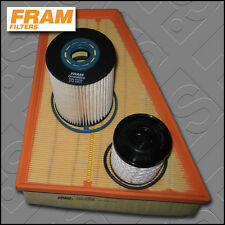 SERVICE KIT FORD MONDEO MK4 2.0 TDCI FRAM OIL AIR FUEL FILTERS (2007-2012)