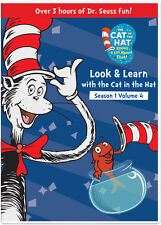Cat In The Hat: Look & Learn Season Set (2016, REGION 1 DVD New)