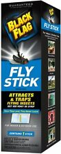 Black Flag Fly Stick Insect Trap 1 Stick Each