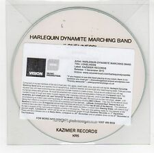 (GG871) Harlequin Dynamite Marching Band, Loneliness - 2013 DJ CD