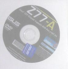 original asus Mainboard Treiber CD DVD Z77-A WIN XP 7 8 Windows NEU new driver