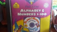 Flash Action Alphabet & Numbers 1-100  PC GAME  - FREE POST