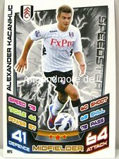 Match Attax 2012/13 Premier League - #085 Alexander Kacaniklic - Fulham