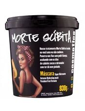 MORTE SUBITA Intense Hydrating Mask Lola Cosmetics 930g DO IT YOURSELF EASY
