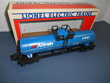 Lionel #17885 Artrain Tank Car Uncataloged